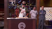 Gordon Ramsay Shows How To Properly Cut A Chicken With A Blindfold On | MASTERCHEF