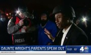 Daunte Wright's Parents Speak Out