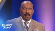 Threw That Family Feud Persona Out The Window: Somebody Ate Steve's Cookies And He Ain't In The Mood!