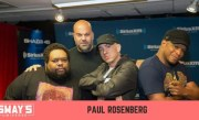Paul Rosenberg Talks ShadyCon and Exclusive Eminem NFT | SWAY'S UNIVERSE