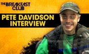 Pete Davidson Speaks On Mental Health, Tattoo Removal, New Roles, Acid Trips + More