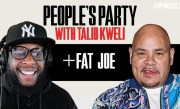 Talib Kweli & Fat Joe Talk Big Pun, Cuban Link, Depression, Old Beefs & Biggie | People's Party Full