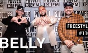 """Belly Returns w/Third L.A. Leakers Freestyle w/Bars Over Nas' """"If I Ruled The World"""" – #Freestyle110"""