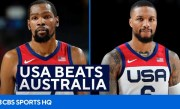 USA Basketball Beats Australia, Advances to the Gold Medal Game at the Tokyo Olympics  CBS Sports HQ