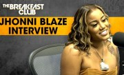Jhonni Blaze Talks Songwriting, Mental Health, Using Her Voice For More Than Music + More