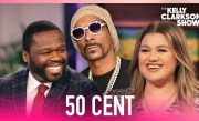 50 Cent & Kelly Trade Funny Stories About Working With Snoop Dogg