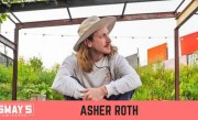 Asher Roth Talks 'Greenhouse Effect Vol. 3' and How Mushrooms Opened Up His Mind | SWAY'S UNIVERSE