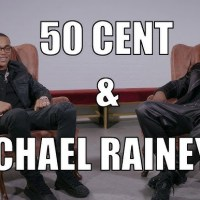 50 Cent and Michael Rainey Jr. Interview - Power Book II: Ghost, Acting Goals and Making Stars