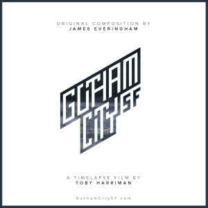 Gotham City Toby Harriman