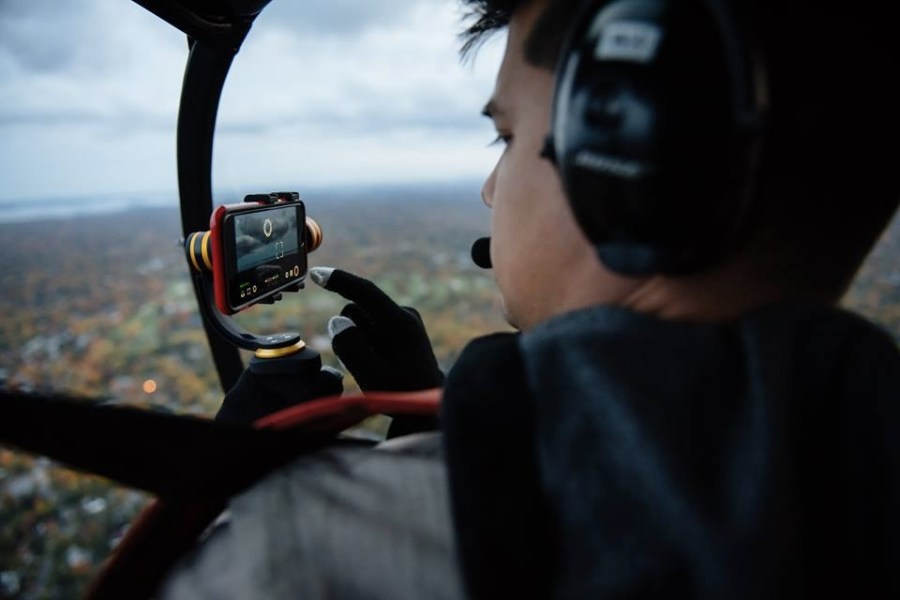 Jaron Schneider Aerial Videographer San Francisco