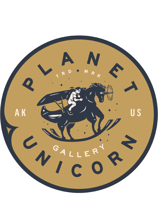 Planet Unicorn Sticker Pack | Planet Unicorn™ // A Creative Storytelling Gallery