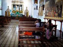 Travel Photo: Guatemala - Cathedral in Antigua