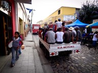 Travel Photo: Honduras - Public Transportation in Copan Ruinas