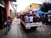 Travel Photo: Honduras - Public Transportation in Copan Ruinas