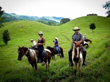 Travel Photo: Honduras - Horseback Riding in Finca El Cisne