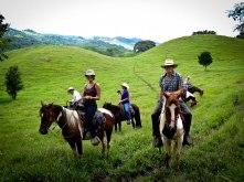 Travel Photo: Honduras - Horseback Riding in Finca El Cisne