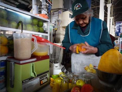 Jugo Mixto in Cusco
