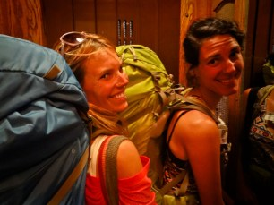Backpacking Through Porteno Elevators