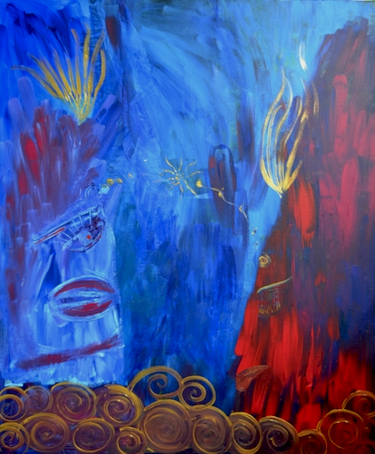 Twin II by Alexandra Marx