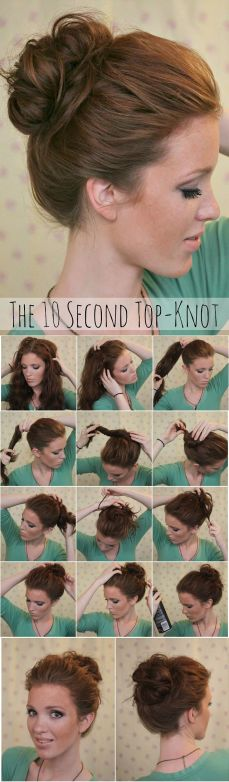 Updo hairstyles 04