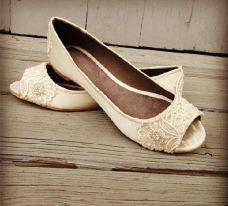 bridal shoes ballet 03