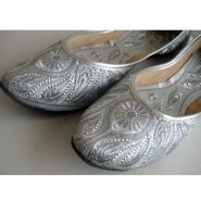 bridal shoes ballet 24