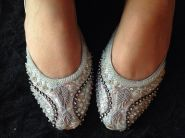 bridal shoes ballet 25