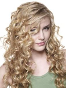 hairstyles for curly hair 16