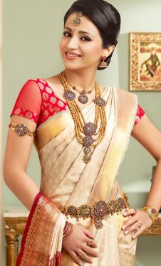 Hairstyles for South Indian Bride 12