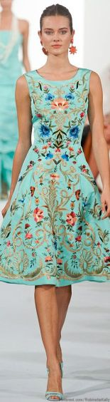 Fashionable summer dresses 08