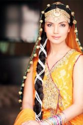 Indian bridal hairstyle images 17