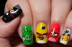 Nail art designs inspired by games 11