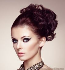 indian bridal hairstyles 100