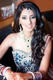 Indian bridal hairstyles 81