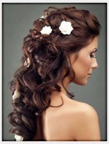 Indian wedding hairstyles 16