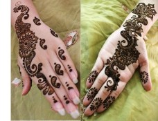 Simple mehendi designs 13