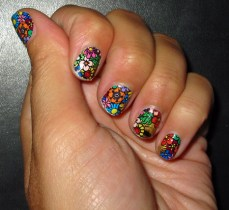 Nail Art Designs For Short Nails 28
