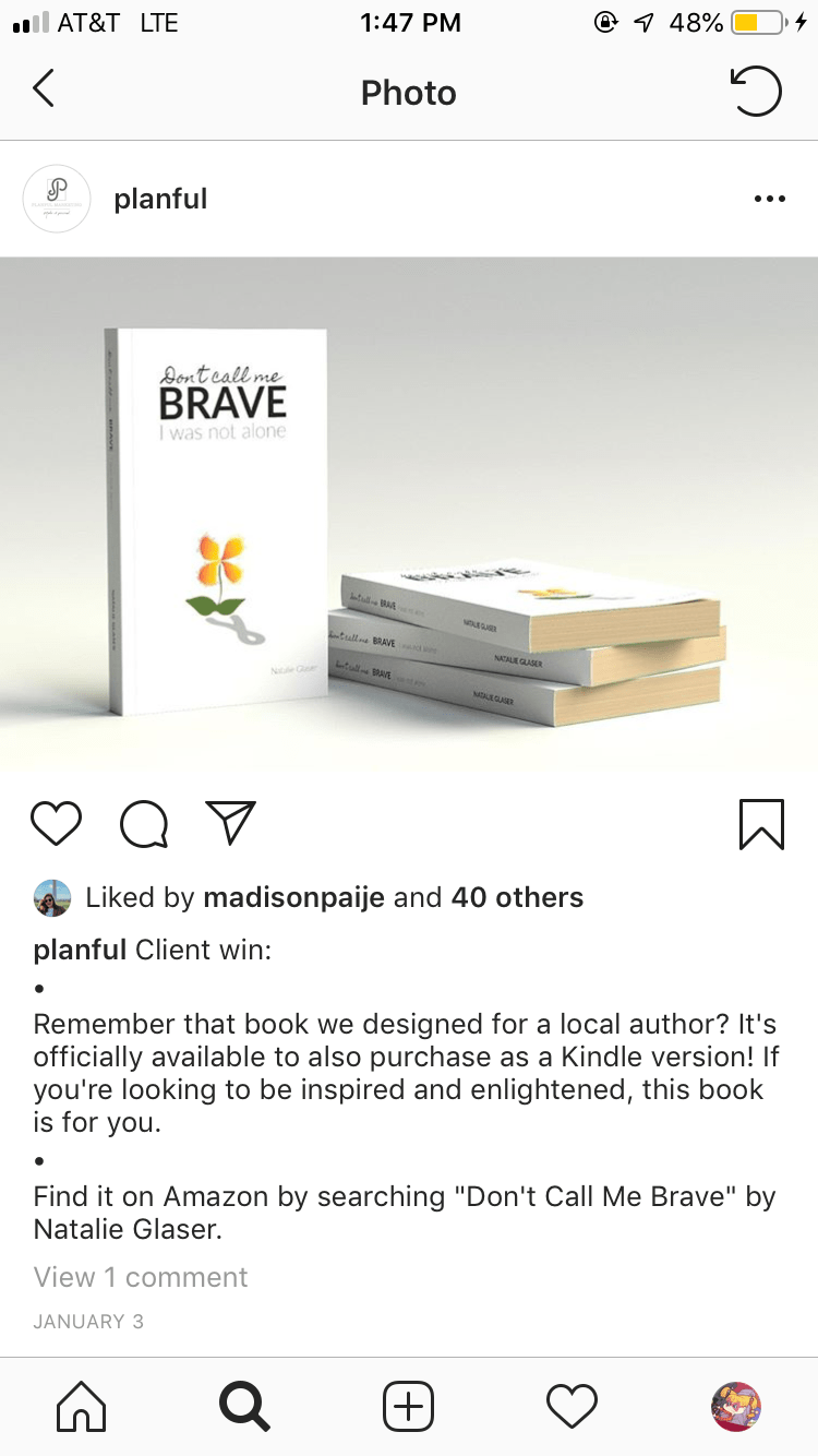 Planful Instagram Post