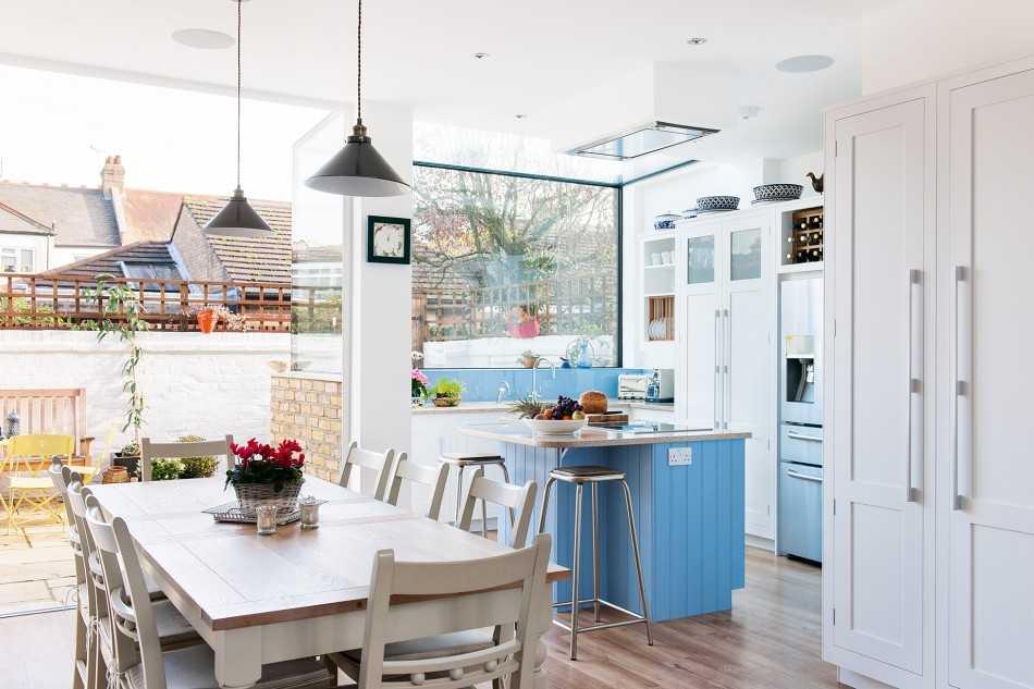 кухня 18 квм дизайн фото 3