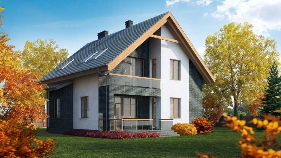 коттеджные дома с фото схема способов улучшения съемки