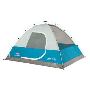 Longs Peak Fast Pitch 4 Person Dome Camping Tent