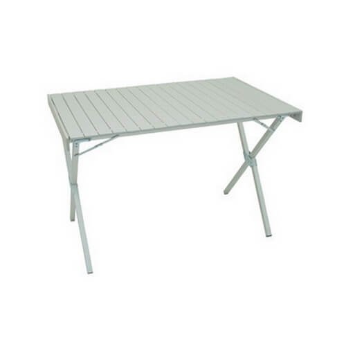 Alps Mountaineering Silver Dining Table