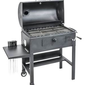 Blackstone 3-in-1 Kabob Charcoal Grill Smoker
