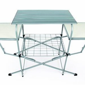 Camco 57293 Deluxe Grilling Camp Table
