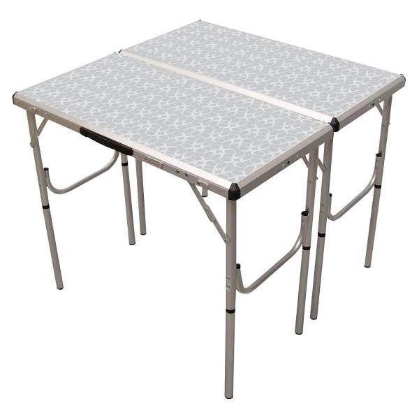 Coleman Pack-Away 4-In-1 Camp Table