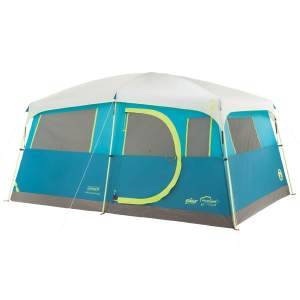 Coleman Tenaya Lake Fast Pitch 8 Person Cabin Tent