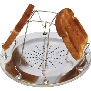 Stansport Steel Folding Camp Stove Toaster