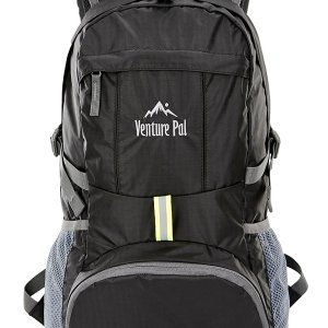 Venture Pal Lightweight Packable Travel Hiking Backpack Daypack