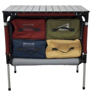 Camp Chef Sherpa Camping Table Organizer