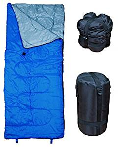RevalCamp Lightweight Camping Sleeping Bag